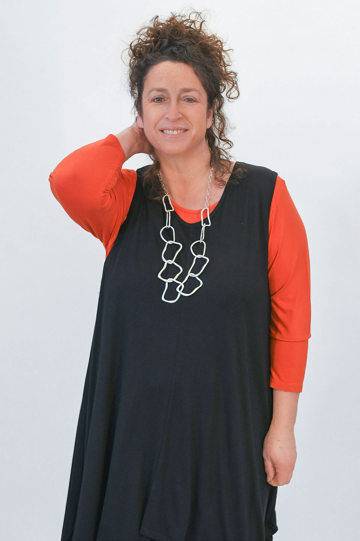 AKH sleeveless tunic