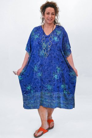 Angel Circle square kaftan