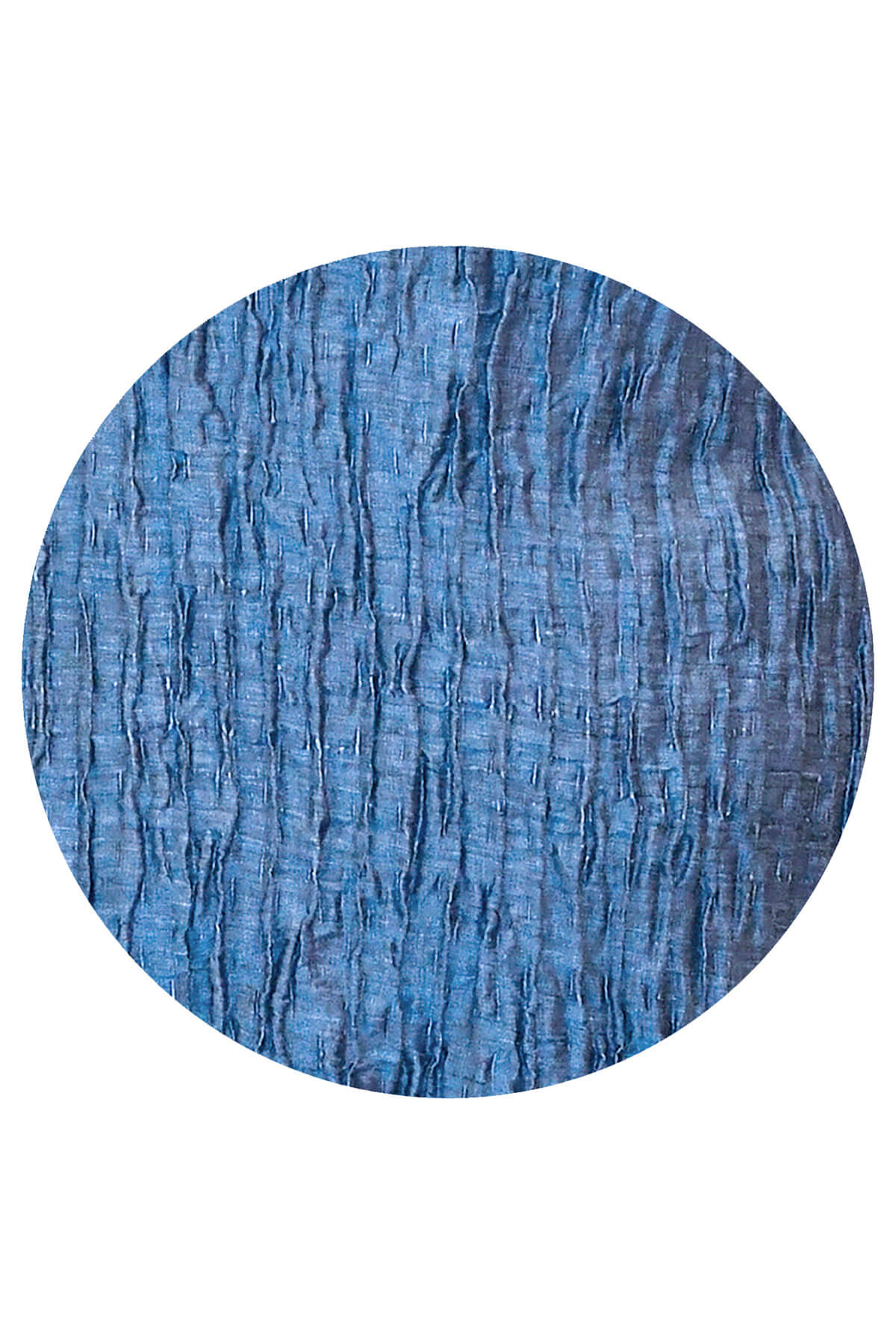 Grizas one pocket tunic - blue iris