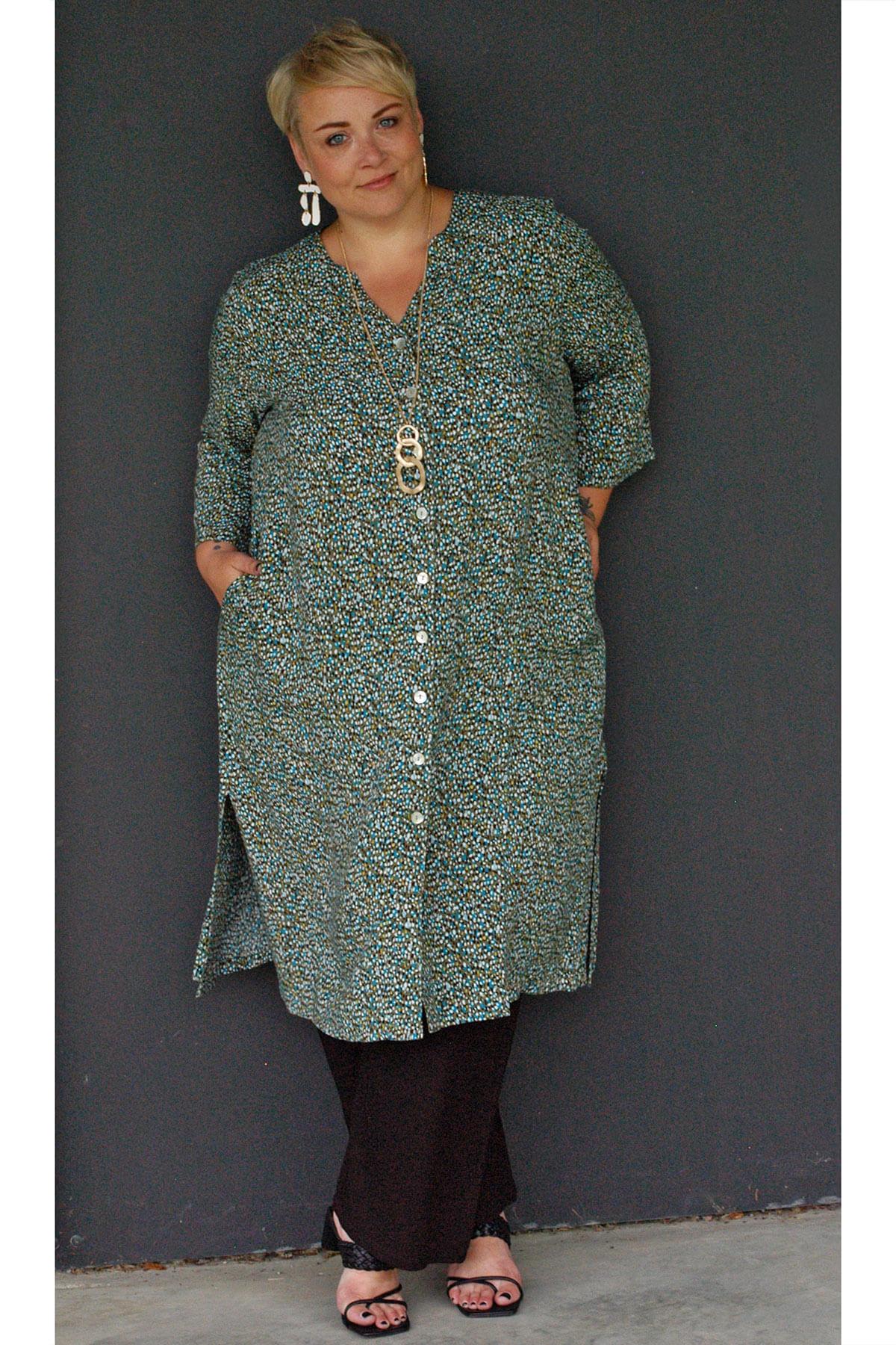 Kasbah Jacinda long shirt