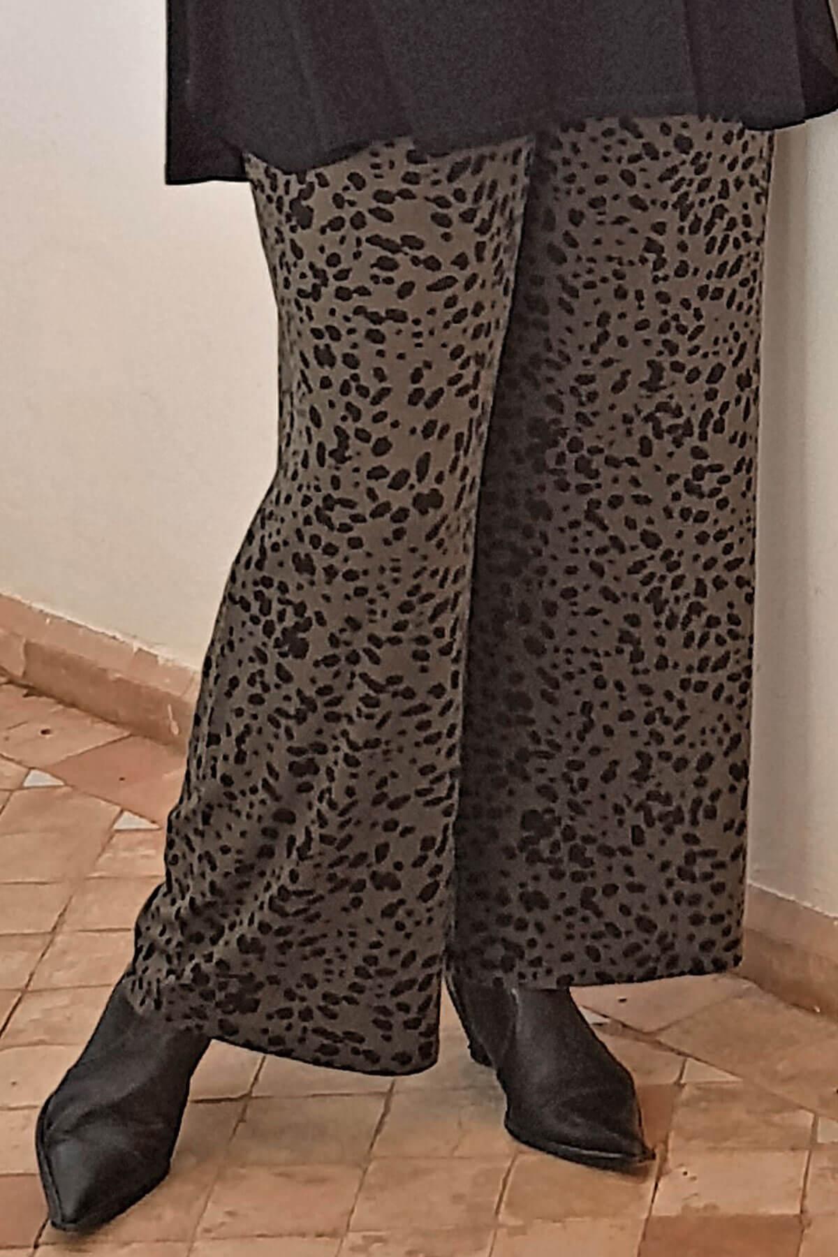 Kasbah Priya trousers - army green