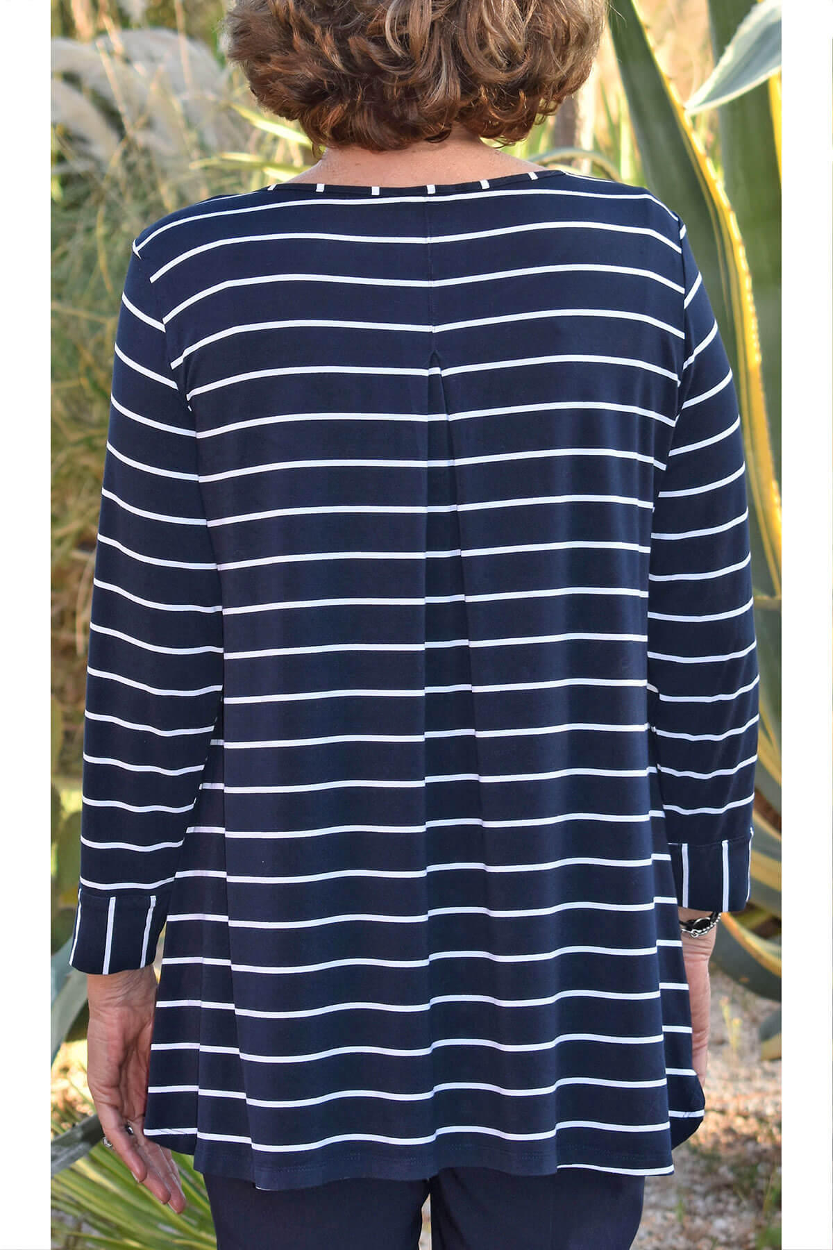 Kasbah Talaya striped t-shirt