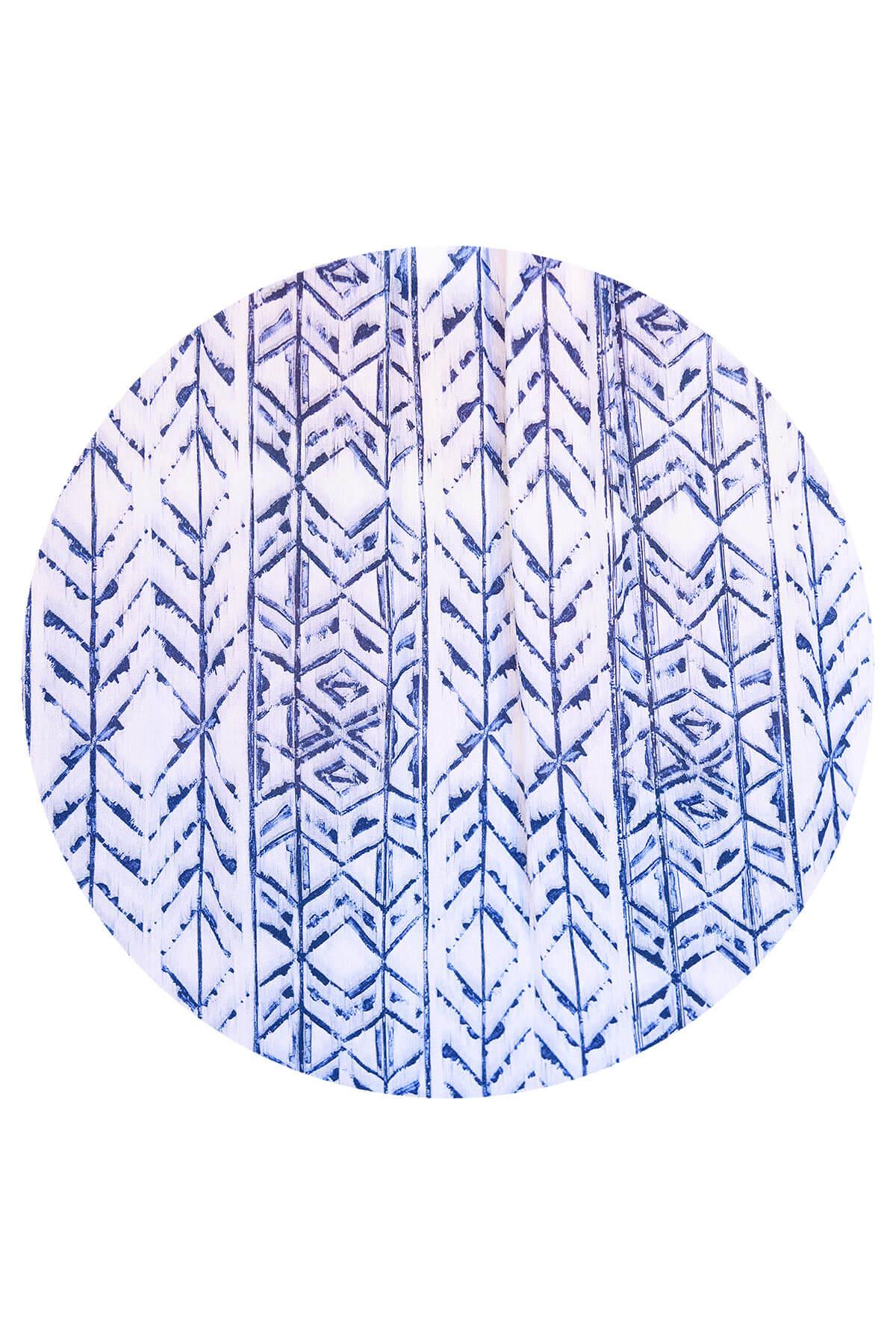 KJ Brand aztec shirt