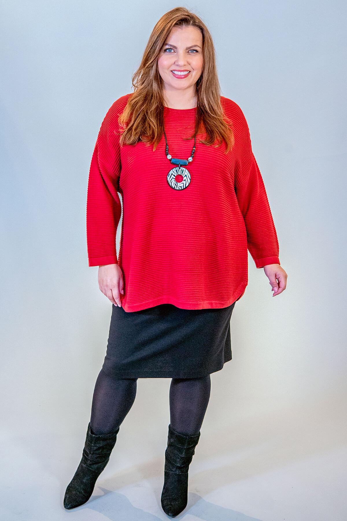 Doris Streich jersey skirt