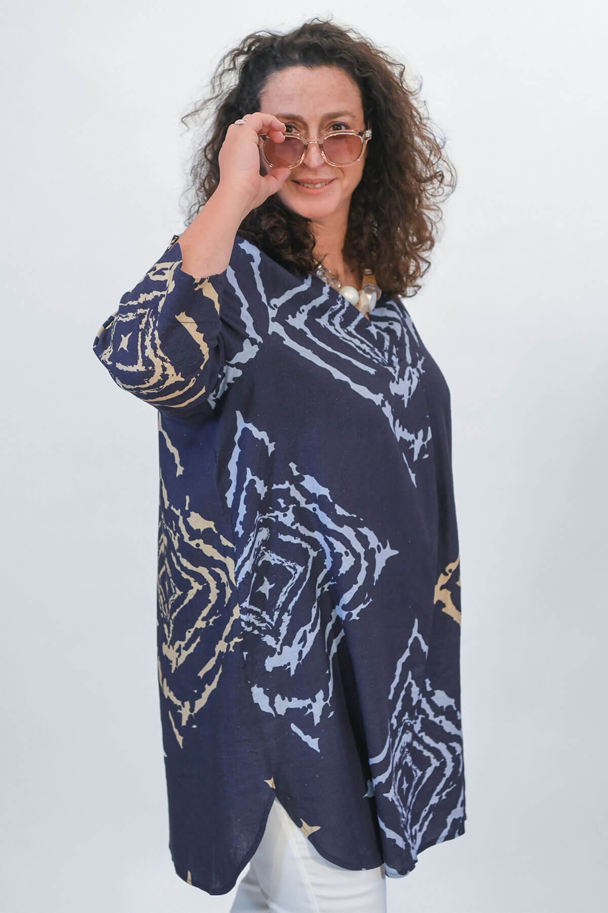 Pont Neuf Brielle tunic