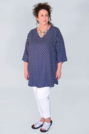 Angel Circle mid length tunic