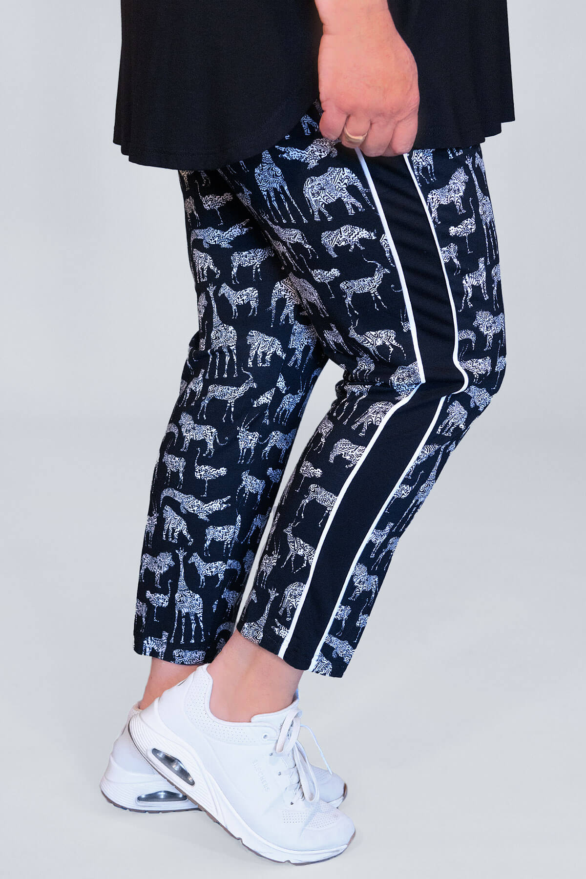 Doris Streich safari leggings