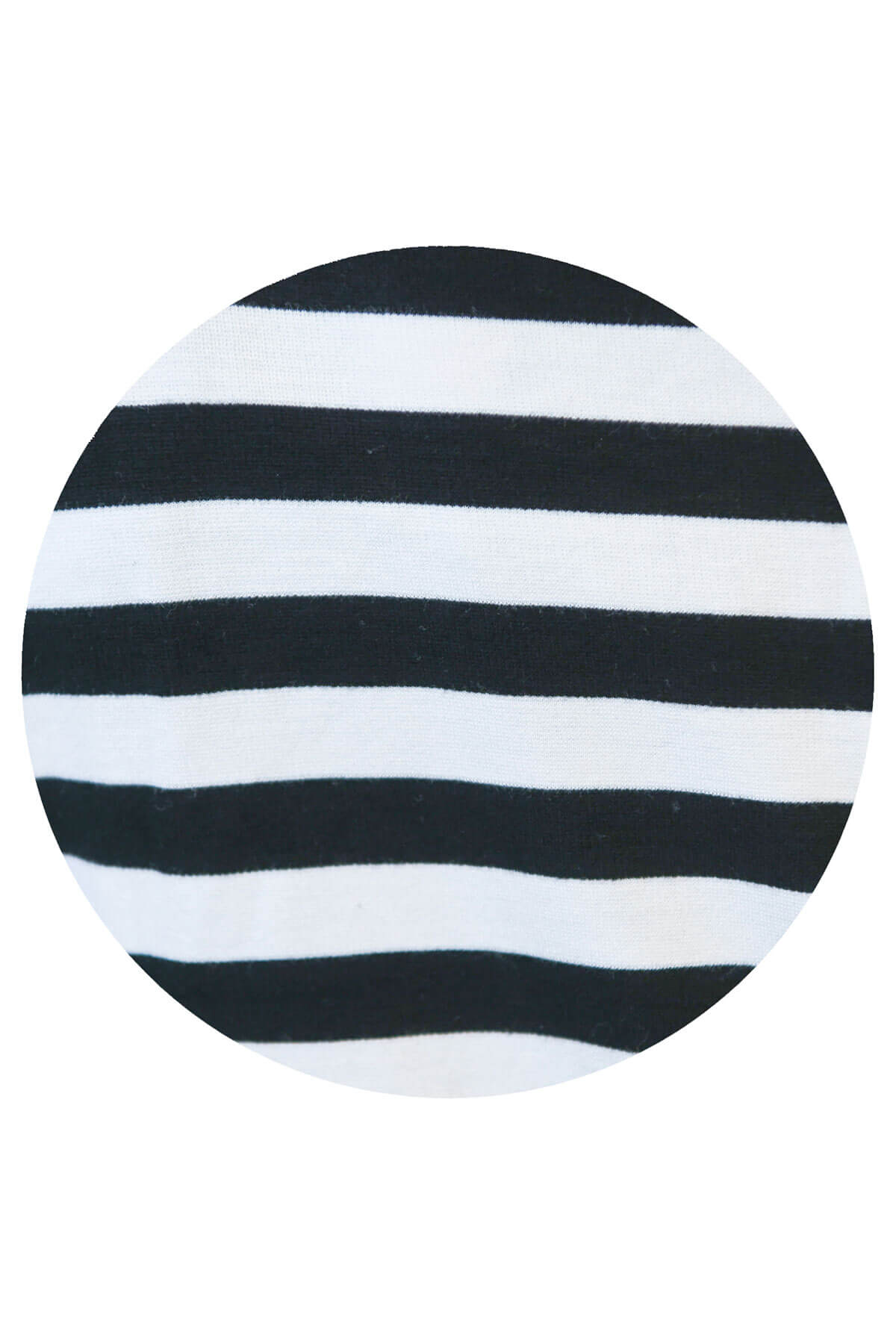 Via Appia striped top