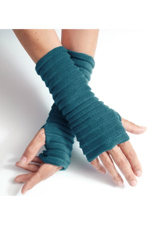Fabulous warm Anna Falcke Wristees available from Bakou in London